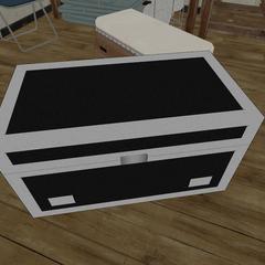 初版體育館儲藏室的音樂箱