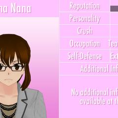 Reina's 7th profile. June 1st, 2016.