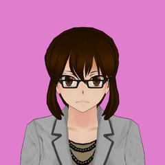 Shiori Risa's 4th portrait.