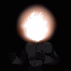 憤怒的火焰惡魔
