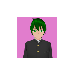 Hayato's 1st portrait.