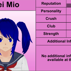 Mei's 6th profile.