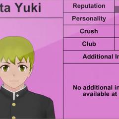 Sota的第四版個人資料