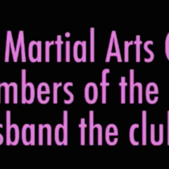 The club disbands because Budo is dead.