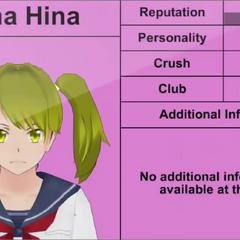 Segundo perfil de Yuna.