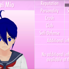 Mei's 12th profile. May 19th, 2017.