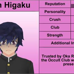Shin的第一版個人資料