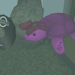 粉紅色海龜 [01/09/2016]