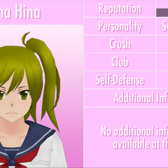 Oitavo perfil de Yuna.