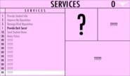 UnknownService