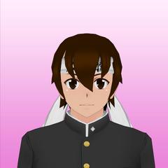 Terceiro retrato de Sho