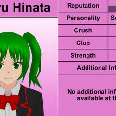 Koharu's 8th profile. February 17th, 2016.