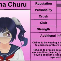 Primeiro perfil de Supana.