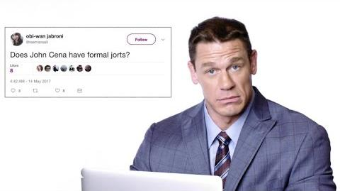 John Cena Goes Undercover on Twitter, YouTube, and Reddit Actually Me GQ-1