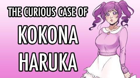 The Curious Case of Kokona Haruka