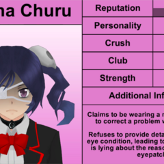 Supana's 4th profile. February 17th, 2016.
