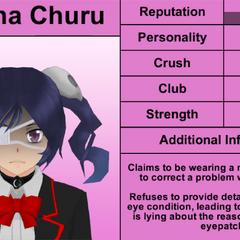 Quarto perfil de Supana.