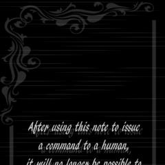 <i>Life Note</i> 卷3的背面