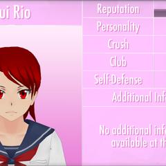 Yui's 10th profile. May 19th, 2017.