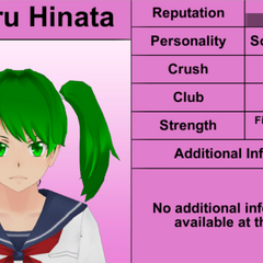 Koharu's 6th profile. February 1st, 2016.