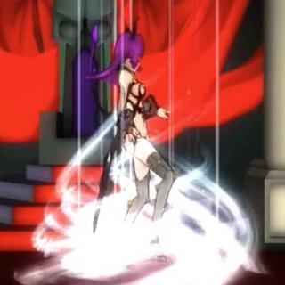 Dracula-chan瞬移