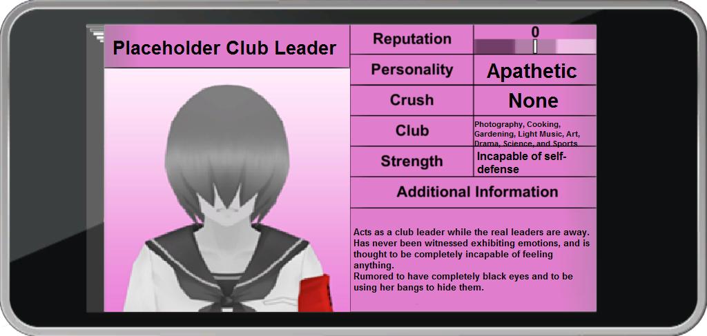 Image - Yandere simulator info female base small breast by ...