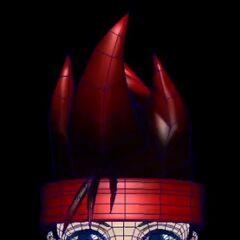 A WIP Ryuto, shown on Druelbozo's <a rel=