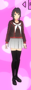 Yandere-chan Uniform 6 April