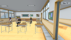 Classroom 1-2 Feb 15th