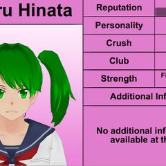 Koharu's 5th profile. December 3rd, 2015.