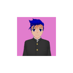 Segundo retrato de Ryusei.
