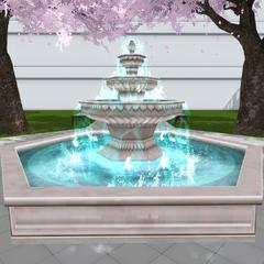 第1版噴泉造型. [03/01/2017]
