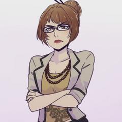 Illustration of Rino Fuka in