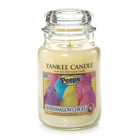 File:20150308 Peeps Marshmallow Chicks Lrg Jar yankeecandle com.jpg