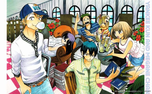 File:Yankee-kun-to-megane-chan welcome.jpg