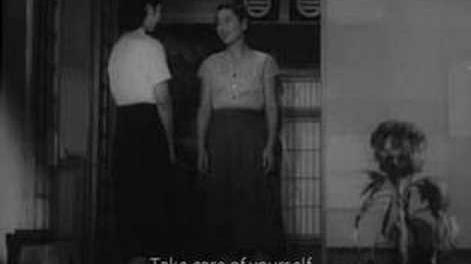 Tokyo Story movie trailer