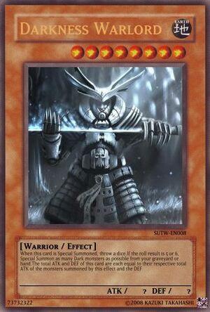 Darkness Warlord