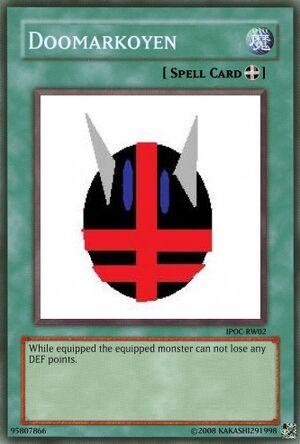 Doomarkoyencard