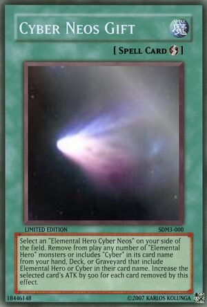 Cyber neos gift