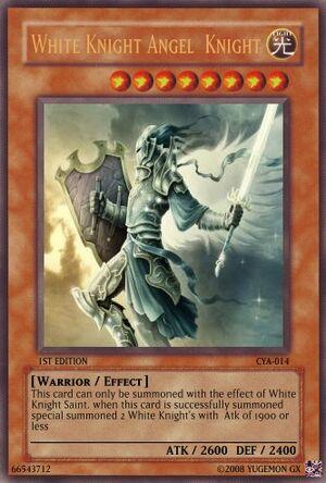 White Knight Angel Knight