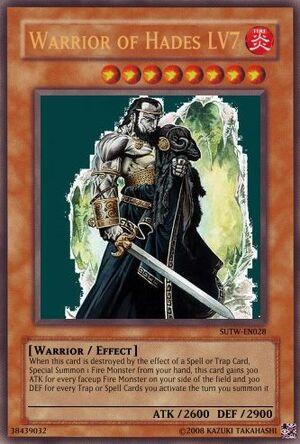 Warrior of Hades LV7
