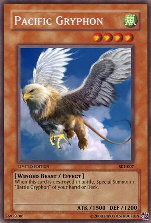 Pacific gryphon