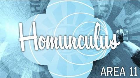 Area 11 - Homunculus (Lyrics) -EP 2-