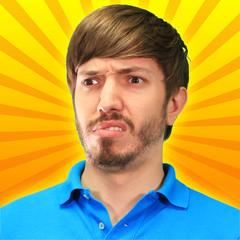 Chris' current Twitter avatar.