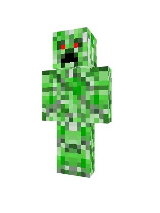 File:Creeper Boss skin.png