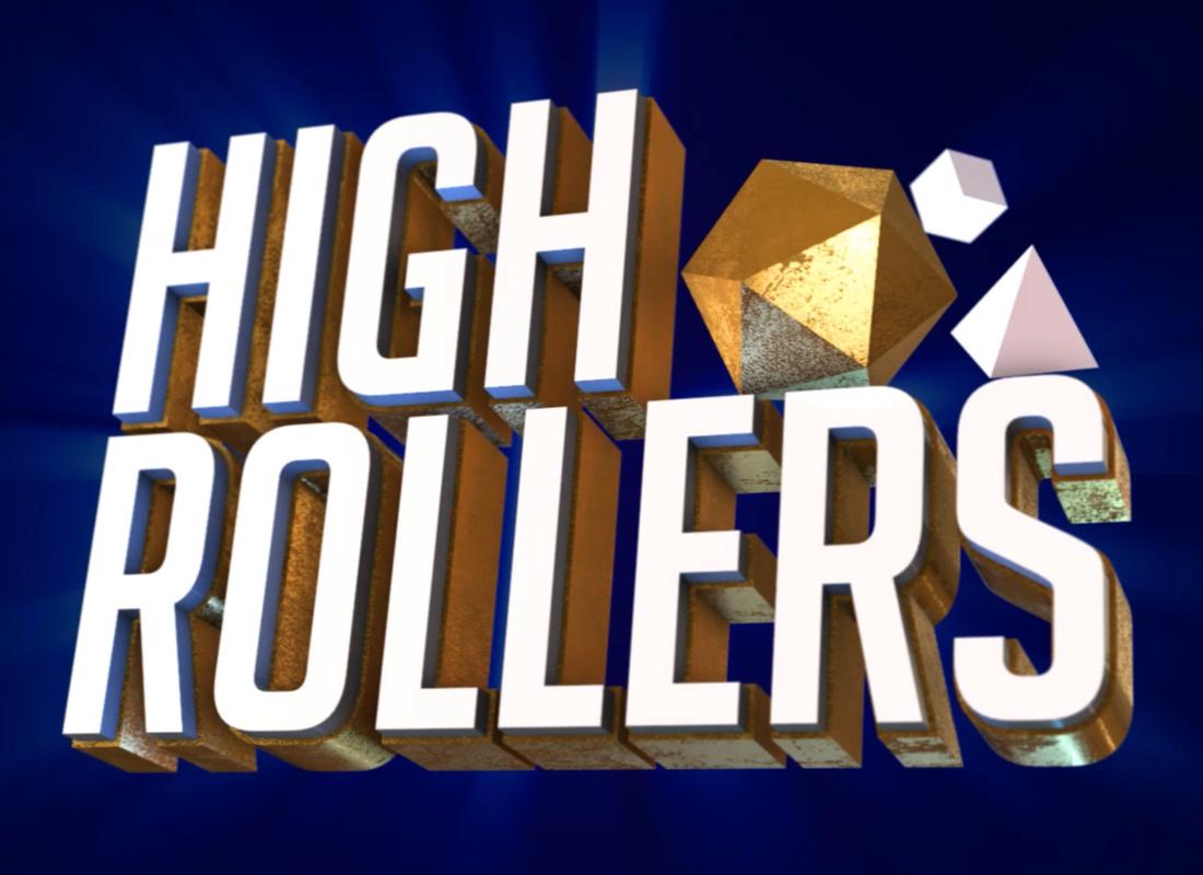 HighRollers Logo 2