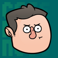 Ciaran's former Twitter avatar.