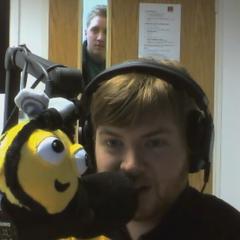 Martyn spying on <a href=