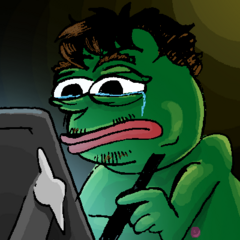 VeteranHarry's former Twitter avatar.