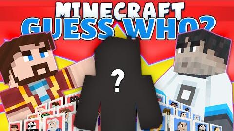 Minecraft Minigames - More Guess Who? - Games With Sips